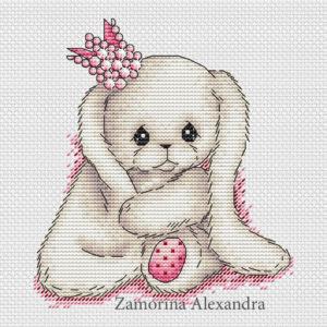 Bunny Princess Pink