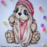 Bunny baby girl