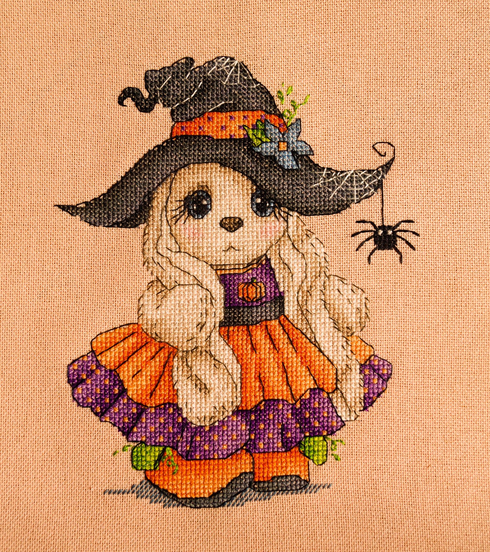 Halloween bunny sa stitch
