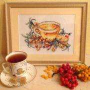 Sea-buckthorn tea