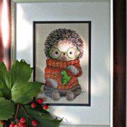 Hedgehog Vanya