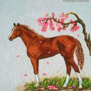 Spring Horse2