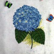 Blue Hydrangea1