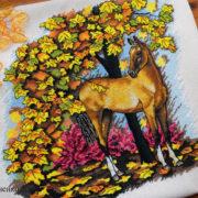 Autumn Horse1