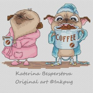 Pugs_are_Coffee_Lovers