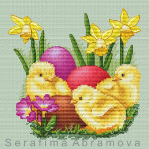 Easter Сhickens