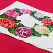 Circlet of Camellias1