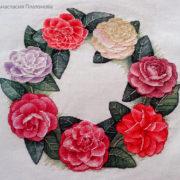 Circlet of Camellias3