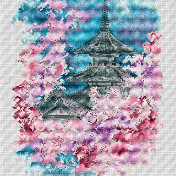 Aroma of sakura
