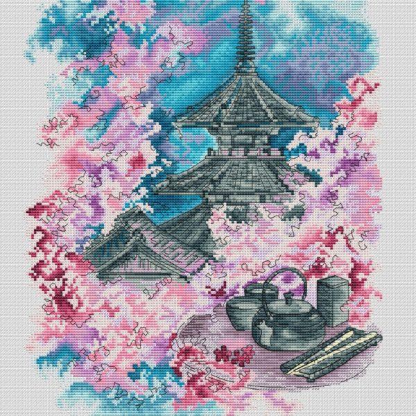Sakura color