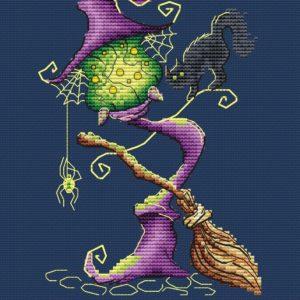 Witch Lantern Night
