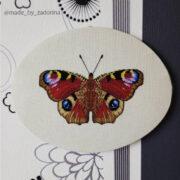 Butterfly Aglais io3