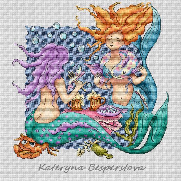 Mermaids_Boa_on_fish_fur