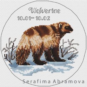 Slavic Horoscope.Wolverine