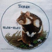 Slavic Horoscope. Hamster1