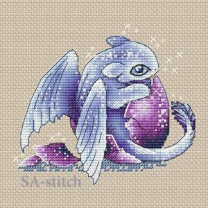 Космический_дракон_малыш