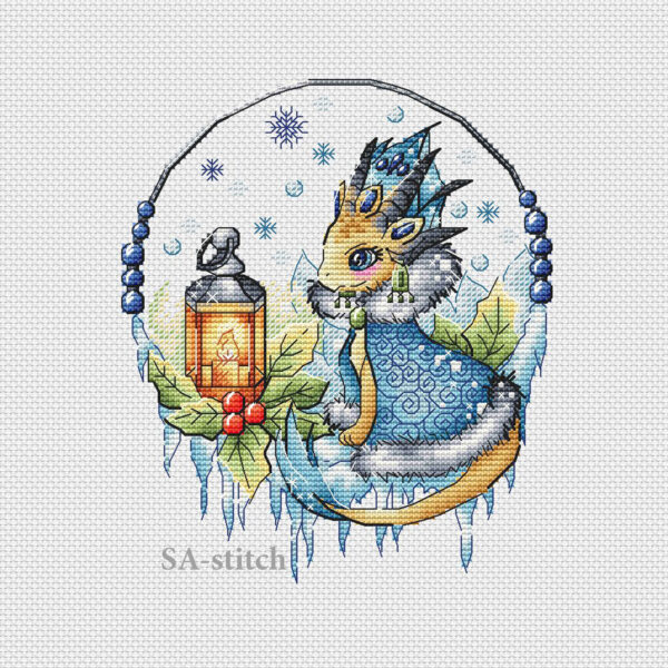 Dragon Snow Maiden