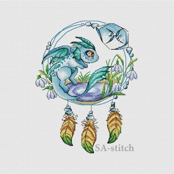 Dragon Pisces