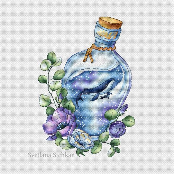 Whale bottle